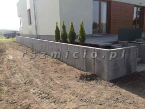 Mur oporowy L-KA 80cm